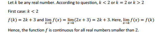 NCERT Solutions for Class 12 Maths Chapter 5 Continuity and Differentiability Ex 5.1 6