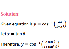 NCERT Solutions for Class 12 Maths Chapter 5 Continuity and Differentiability Ex 5.3 7
