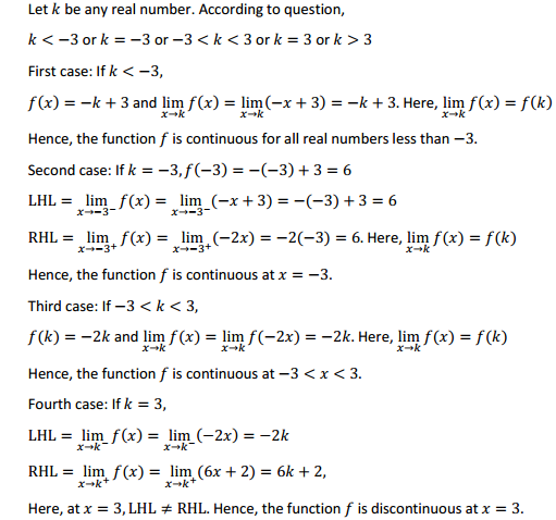 NCERT Solutions for Class 12 Maths Chapter 5 Continuity and Differentiability Ex 5.1 8