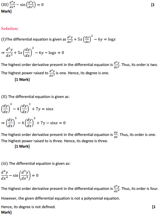 NCERT Solutions for Class 12 Maths Chapter 9 Differential Equations Miscellaneous Exercise 2