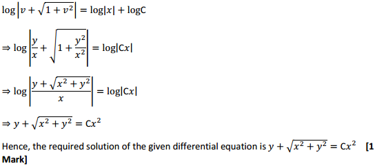 NCERT Solutions for Class 12 Maths Chapter 9 Differential Equations Ex 9.5 12