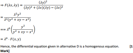 NCERT Solutions for Class 12 Maths Chapter 9 Differential Equations Ex 9.5 33