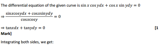 NCERT Solutions for Class 12 Maths Chapter 9 Differential Equations Miscellaneous Exercise 17