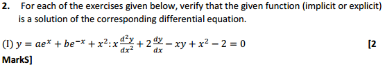 NCERT Solutions for Class 12 Maths Chapter 9 Differential Equations Miscellaneous Exercise 3