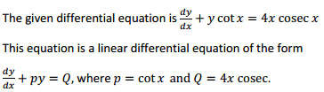 NCERT Solutions for Class 12 Maths Chapter 9 Differential Equations Miscellaneous Exercise 26