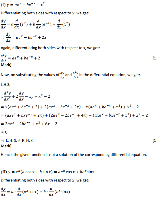 NCERT Solutions for Class 12 Maths Chapter 9 Differential Equations Miscellaneous Exercise 5