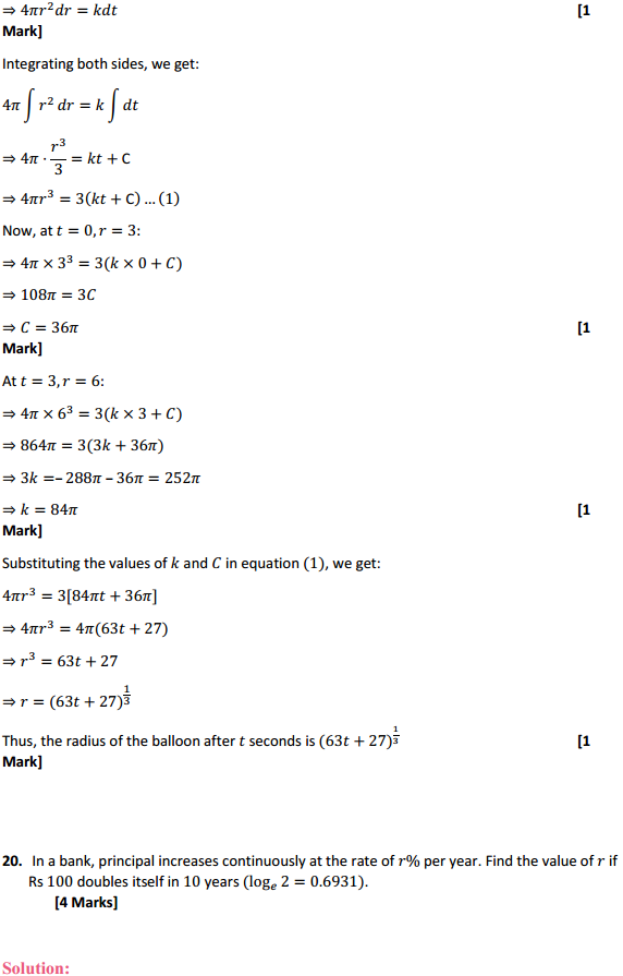 NCERT Solutions for Class 12 Maths Chapter 9 Differential Equations Ex 9.4 20