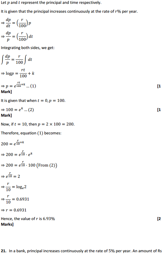NCERT Solutions for Class 12 Maths Chapter 9 Differential Equations Ex 9.4 21