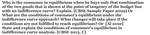 NCERT Solutions for Class 12 Micro Economics Chapter 2 Consumer Equilibrium 40