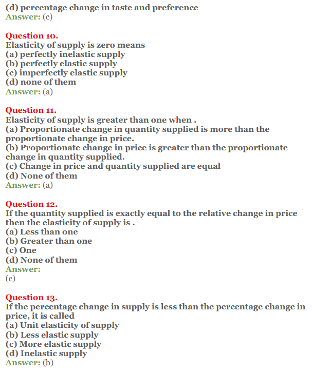 NCERT Solutions for Class 12 Micro Economics Chapter 7 Supply 17