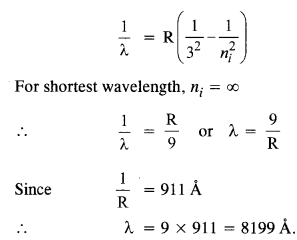 NCERT Solutions for Class 12 Physics Chapter 12 Atoms 1