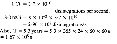 NCERT Solutions for Class 12 Physics Chapter 13 Nuclei 11