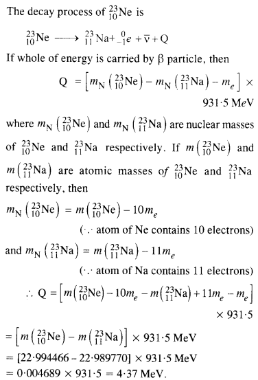 NCERT Solutions for Class 12 Physics Chapter 13 Nuclei 21