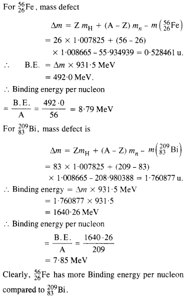 NCERT Solutions for Class 12 Physics Chapter 13 Nuclei 4