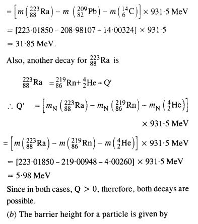 NCERT Solutions for Class 12 Physics Chapter 13 Nuclei 48