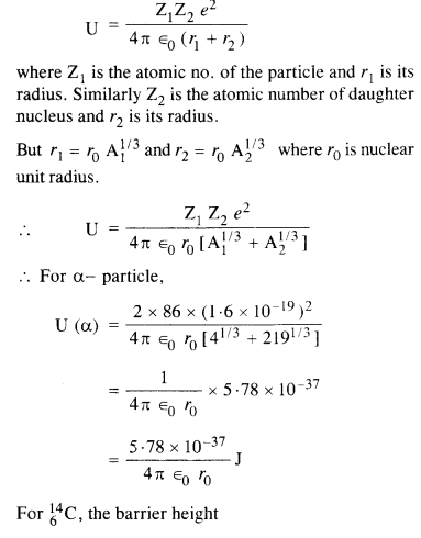 NCERT Solutions for Class 12 Physics Chapter 13 Nuclei 49