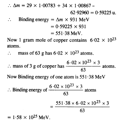 NCERT Solutions for Class 12 Physics Chapter 13 Nuclei 6