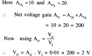 NCERT Solutions for Class 12 Physics Chapter 14 Electronics Devices 2