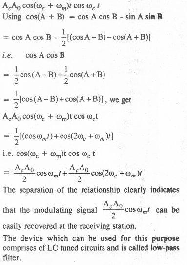 NCERT Solutions for Class 12 Physics Chapter 15 Communication Systems 7