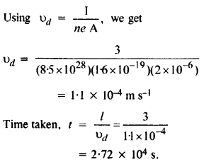 NCERT Solutions for Class 12 Physics Chapter 3 Current Electricity 18