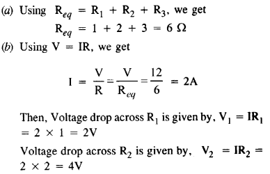 NCERT Solutions for Class 12 Physics Chapter 3 Current Electricity 3