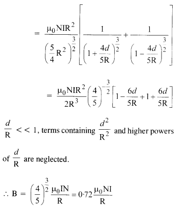 NCERT Solutions for Class 12 Physics Chapter 4 Moving Charges and Magnetism 19