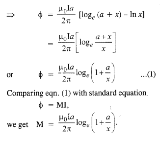 NCERT Solutions for Class 12 Physics Chapter 6 Electromagnetic Induction 21