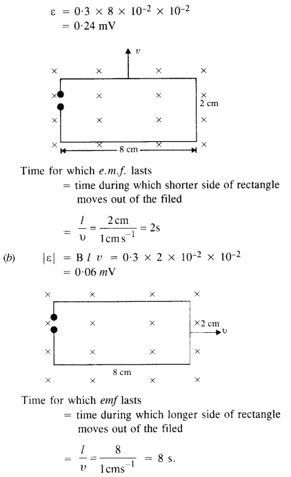 NCERT Solutions for Class 12 Physics Chapter 6 Electromagnetic Induction 6