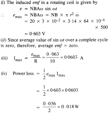 NCERT Solutions for Class 12 Physics Chapter 6 Electromagnetic Induction 8