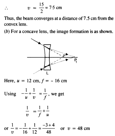 NCERT Solutions for Class 12 Physics Chapter 9 Ray Optics and Optical Instruments 12
