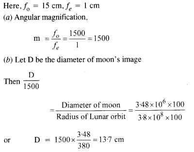 NCERT Solutions for Class 12 Physics Chapter 9 Ray Optics and Optical Instruments 20
