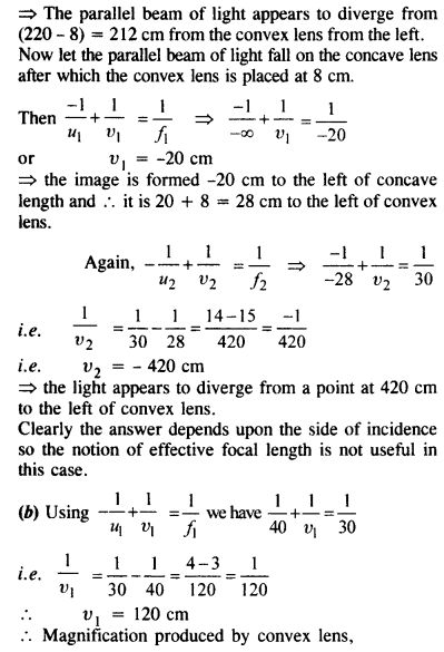 NCERT Solutions for Class 12 Physics Chapter 9 Ray Optics and Optical Instruments 33