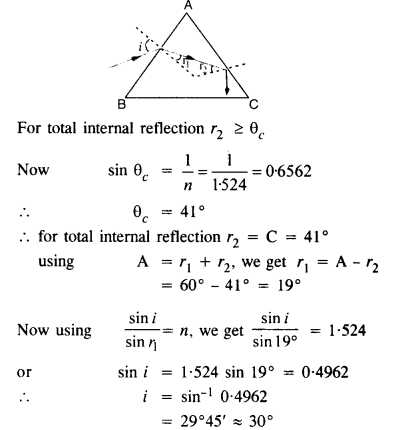 NCERT Solutions for Class 12 Physics Chapter 9 Ray Optics and Optical Instruments 35