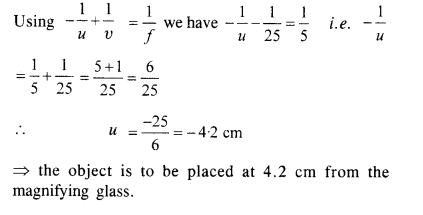 NCERT Solutions for Class 12 Physics Chapter 9 Ray Optics and Optical Instruments 40