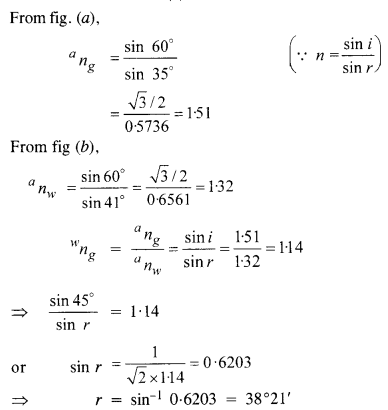 NCERT Solutions for Class 12 Physics Chapter 9 Ray Optics and Optical Instruments 5
