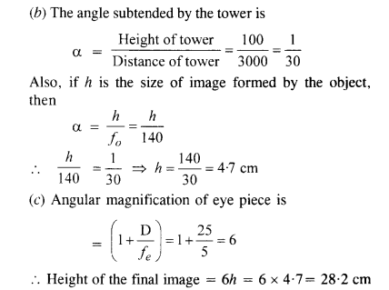 NCERT Solutions for Class 12 Physics Chapter 9 Ray Optics and Optical Instruments 48