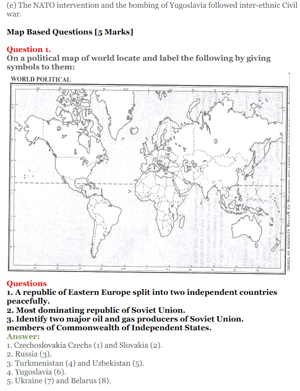 NCERT Solutions for Class 12 Political Science Chapter 2 The End of Bipolarity 23