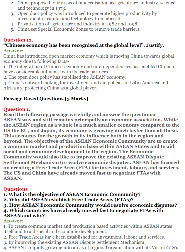 NCERT Solutions for Class 12 Political Science Chapter 5 Contemporary South Asia 19