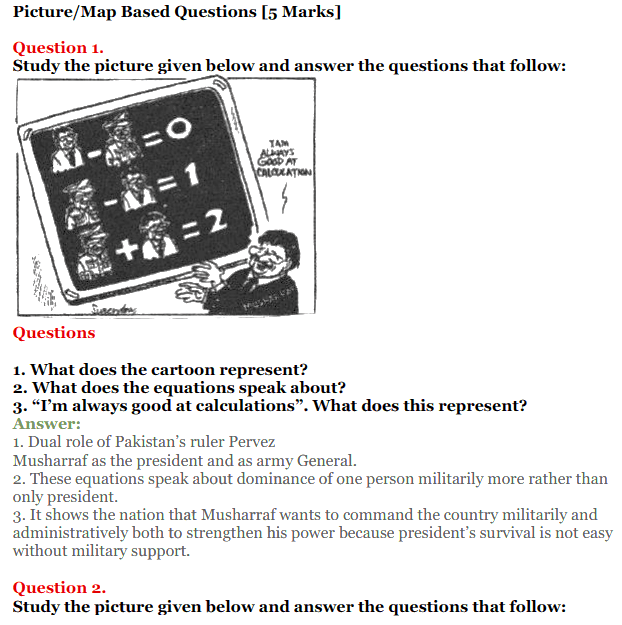 NCERT Solutions for Class 12 Political Science Chapter 5 Contemporary South Asia 25