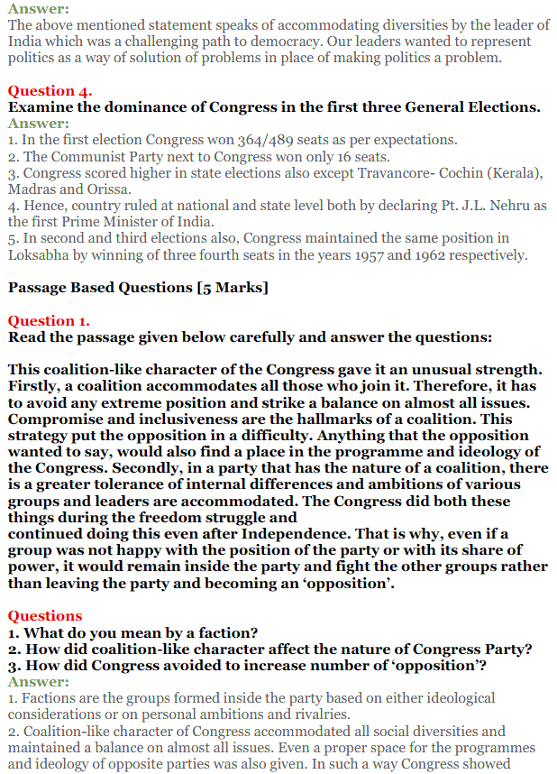 NCERT Solutions for Class 12 Political Science Chapter 2 Era of One Party Domina 17