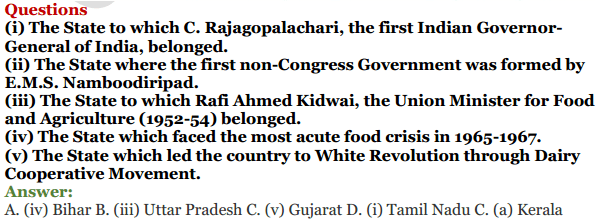 NCERT Solutions for Class 12 Political Science Chapter 2 Era of One Party Domina 25