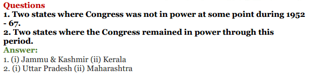 NCERT Solutions for Class 12 Political Science Chapter 2 Era of One Party Domina 27