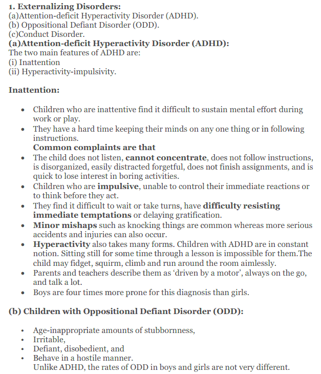 NCERT Solutions for Class 12 Psychology Chapter 4 Psychological Disorders 4