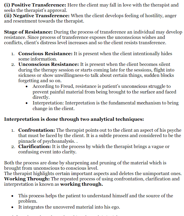 NCERT Solutions for Class 12 Psychology Chapter 5 Therapeutic Approaches And Counselling 6