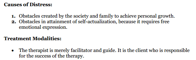 NCERT Solutions for Class 12 Psychology Chapter 5 Therapeutic Approaches And Counselling 13