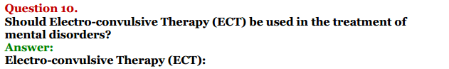 NCERT Solutions for Class 12 Psychology Chapter 5 Therapeutic Approaches And Counselling 19