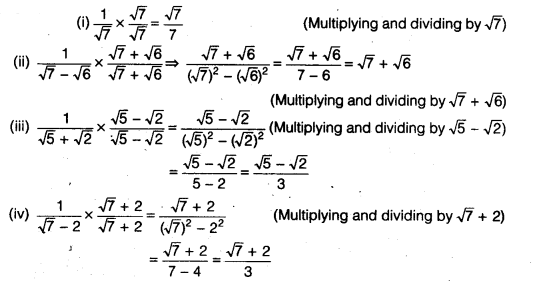 NCERT Solutions for Class 9 Maths Chapter 1 Number Systems Ex 1.5 img 6