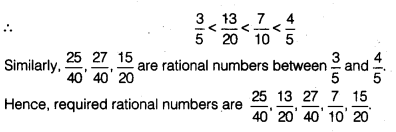 NCERT Solutions for Class 9 Maths Chapter 1 Number Systems Ex 1.1 img 3