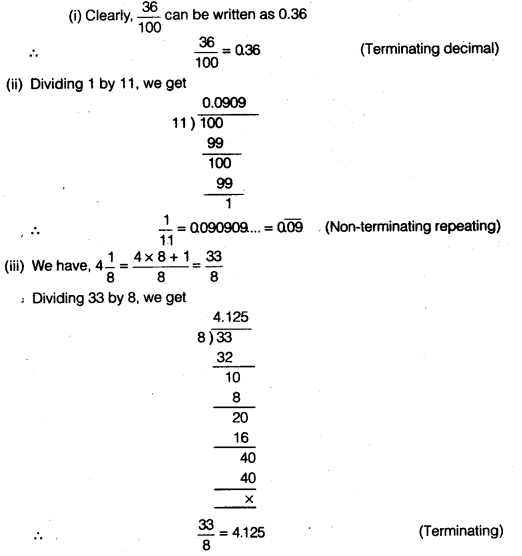 NCERT Solutions for Class 9 Maths Chapter 1 Number Systems Ex 1.3 img 2
