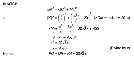 NCERT Solutions for Class 9 Maths Chapter 11 Circles Ex 11.4 img 10